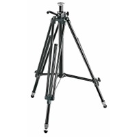 Manfrotto 028B Triman Geared Tripod (Black)