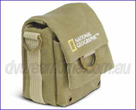 National Geographic Camera Pouch Earth Explorer Small