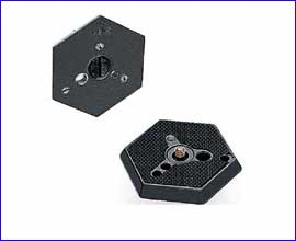Manfrotto 130 Flat Hex Plate 1/4""