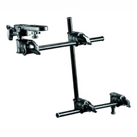 Manfrotto 196B-3 Single Articulated Arm 3 Sect + Camera Bracket