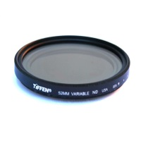 Tiffen 52mm Variable Neutral Density Filter OUT OF STOCK - No ET
