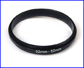 52mm - 52mm Macro Reversing Ring