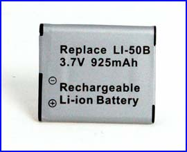 INCA Battery for Pentax - D-LI92