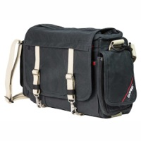 Metro Messenger - RuggedWear Black