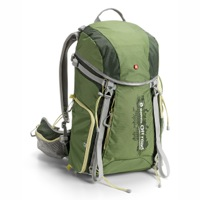 Manfrotto Off Road Hiker camera backpack 30L Green