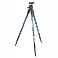Manfrotto Off Road Aluminium Tripod Blue