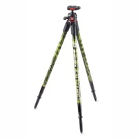 Manfrotto Off Road Aluminium Tripod Green