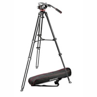 Manfrotto MVK502AM-1 Lightweight Fluid Video System