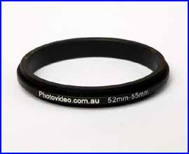 52mm - 55mm  Macro Reversing Ring
