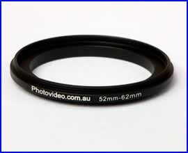 52mm - 62mm Macro Reversing Ring