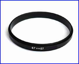 67mm - 67mm Macro Reversing Ring