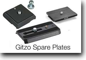 Gitzo Quick Release Plates
