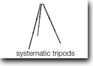 Systematic Tripods