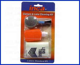 Inca Lens Cleaning Kit - Standard