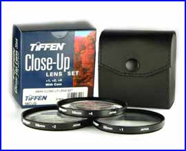 Tiffen 37mm Close Up Lens Set