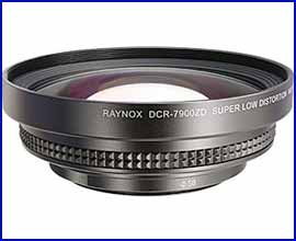 Raynox DCR-7900ZD High Def Wide Angle .79X Lens