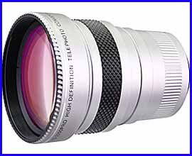 Raynox HD-2200PRO 2.2x High definition Lens for Video