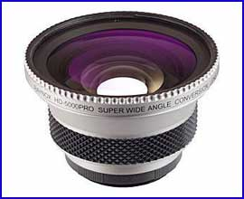 Raynox HD-5050PRO 0.5 Wide Angle High Def. Video Lens