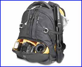 Kata DPS DR-467 Digital Rucksack Black