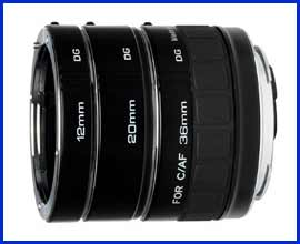 Kenko Extension Tubes for Nikon Digital