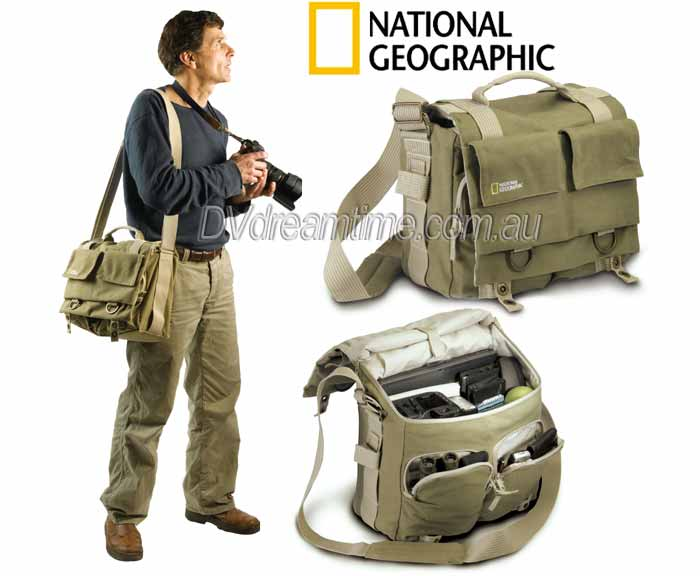 National Geographic Large Shoulder Bag Ng 2477 37