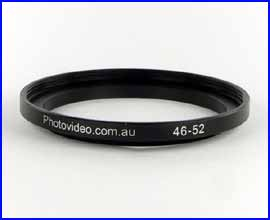 Step Up Ring 46-52mm