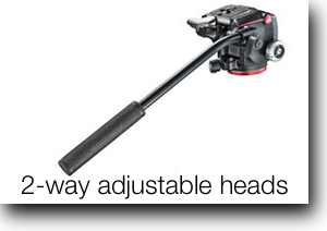 2-Way Adjustable HEads