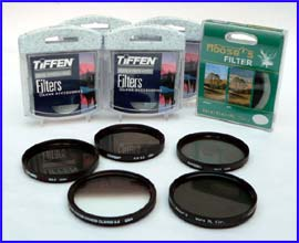 Tiffen 52mm Pro Landscape Filter Set