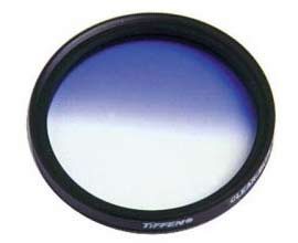 Tiffen 55mm Gradual Blue